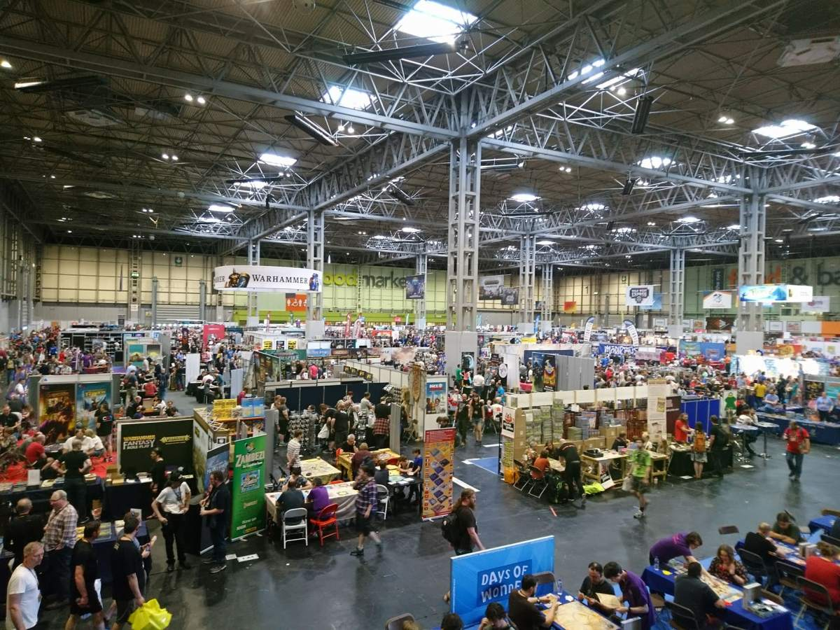 UK Games Expo Roundup