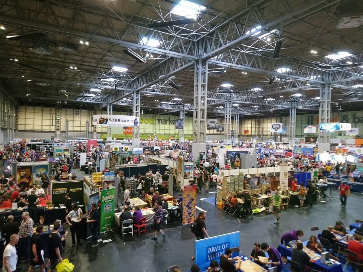 UK Games ExpoRoundup