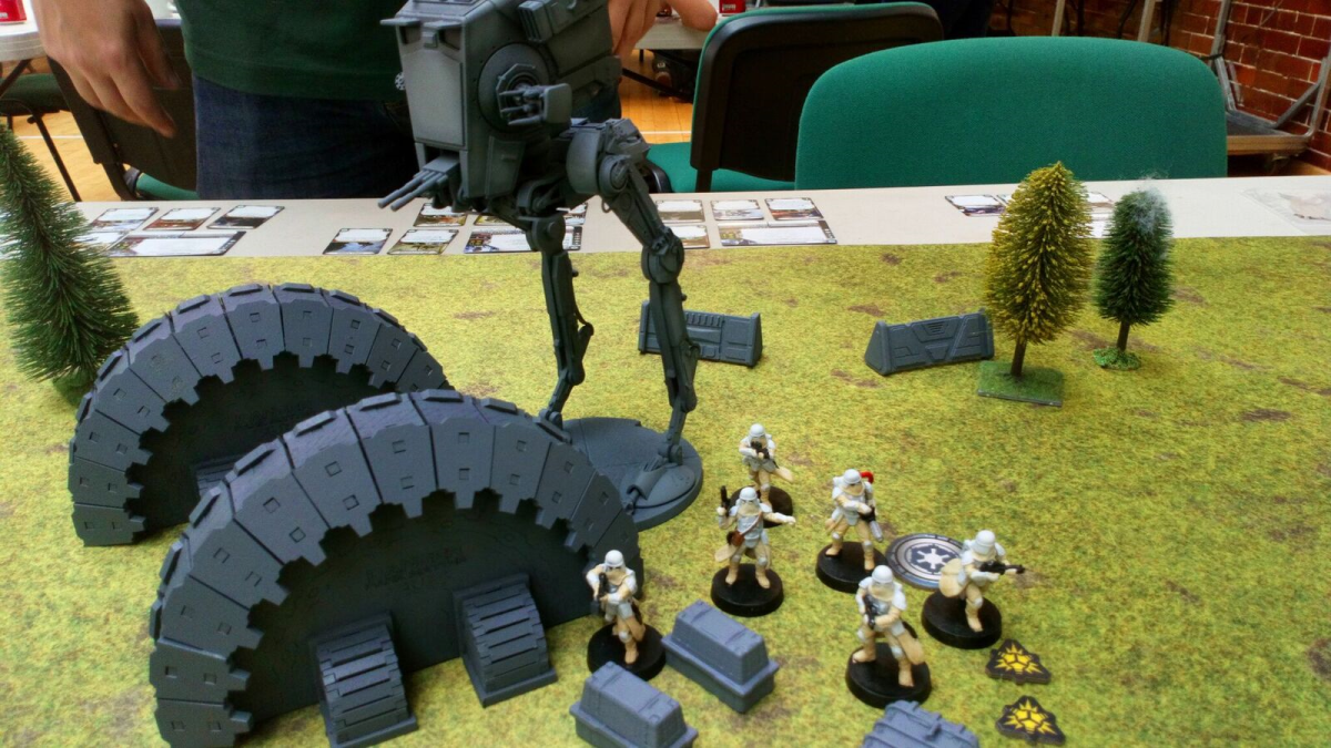 Revisiting Star Wars Legion