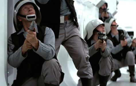 Rebel Fleet Troopers (Star Wars)