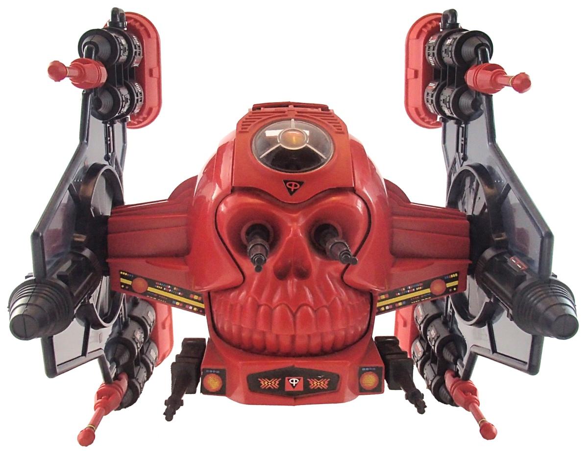 Action Force in 28mm –Roboskull!