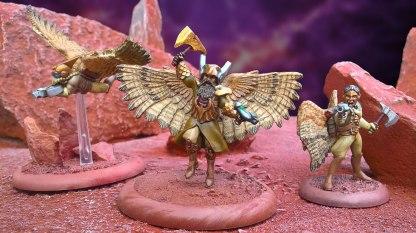 Princes of the Universe Hawkmen