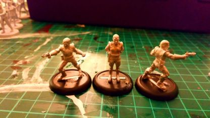 I also bought some Imperial troopers as opposition for the heroes