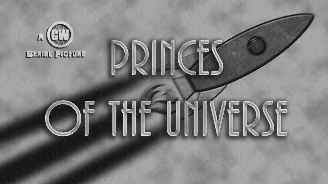 Princes of the Universe by Cold WarMiniatures