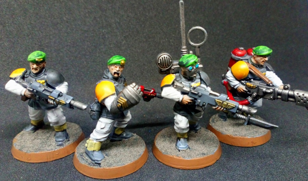 Warhammer 40k Imperial Guard – The Sons ofSkaro