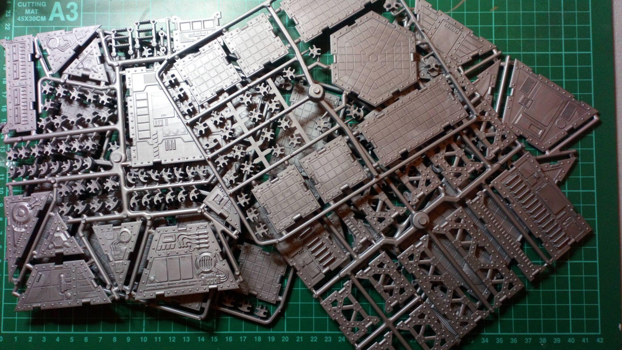 Robogear terrain