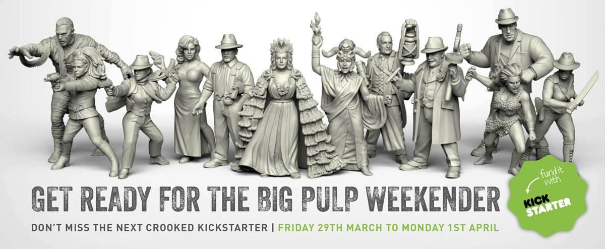 7TV Pulp Kickstarter