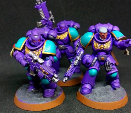 Space Marines - Quickshade