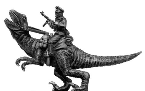 Jurassic Reich - Eureka Miniatures
