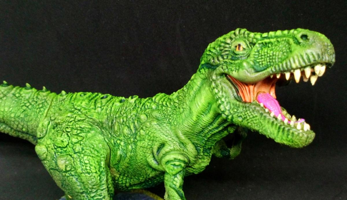 Hello Mr.Dinosaur – Wizkids Unpainted MiniaturesT-Rex