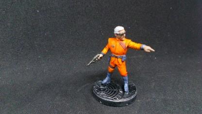 Supreme Commander John