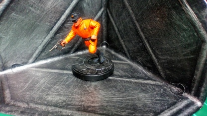 I based these guys using left over bases from the old Sedition Wars game
