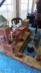 Mike Strong's excellent Venice table