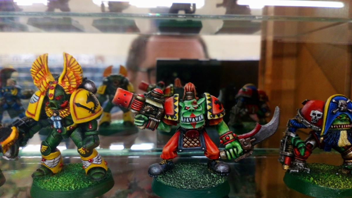 The Cabinets of Wonder at WargamesFoundry