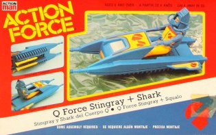Q-force-StingrayShark