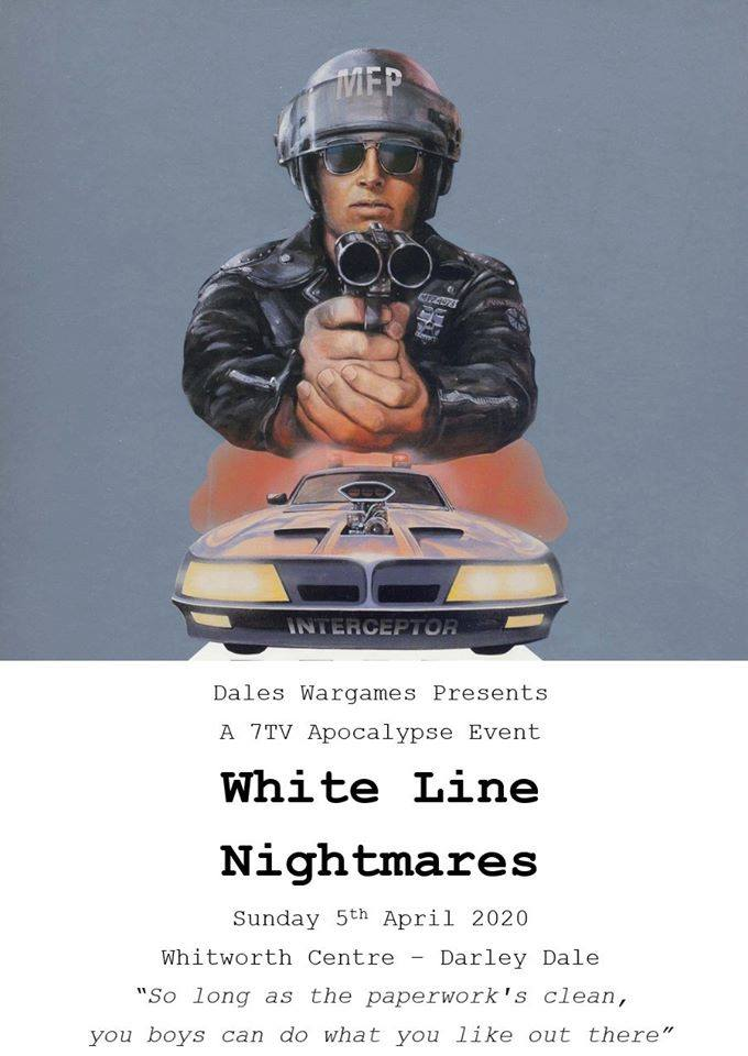 White Line Nightmares