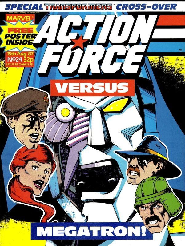 Ancient Relics - Action Force and Transformers
