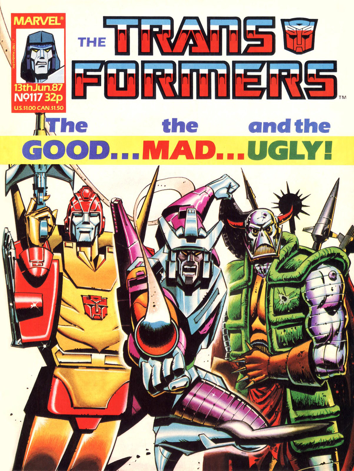 Transformers 117