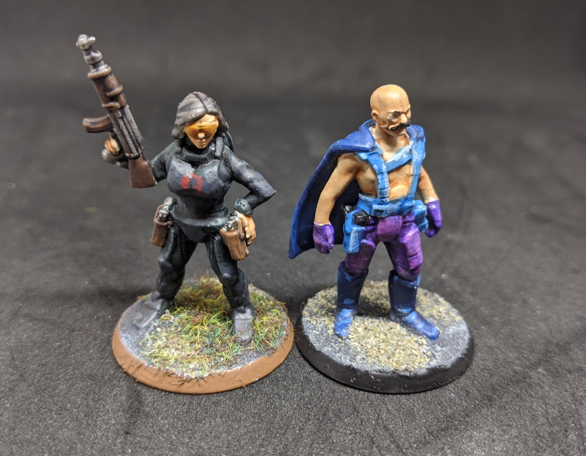 Hero Forge versus Cobra