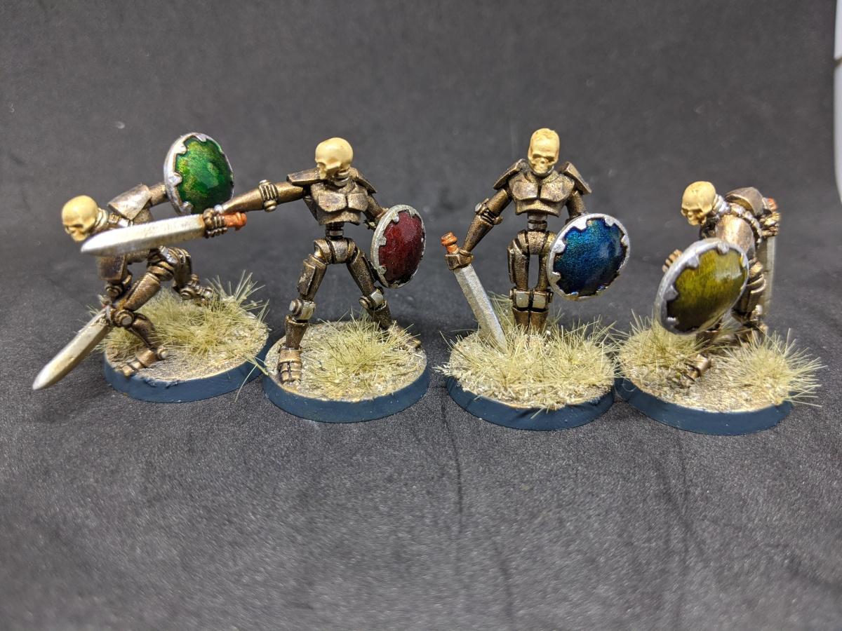 Return of the Argonauts – Enter theSpartoi
