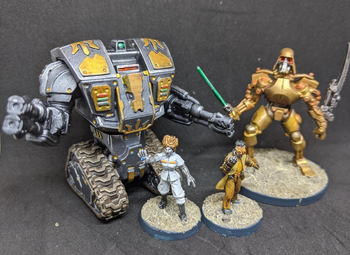 The Robo-Hordes ofArgo