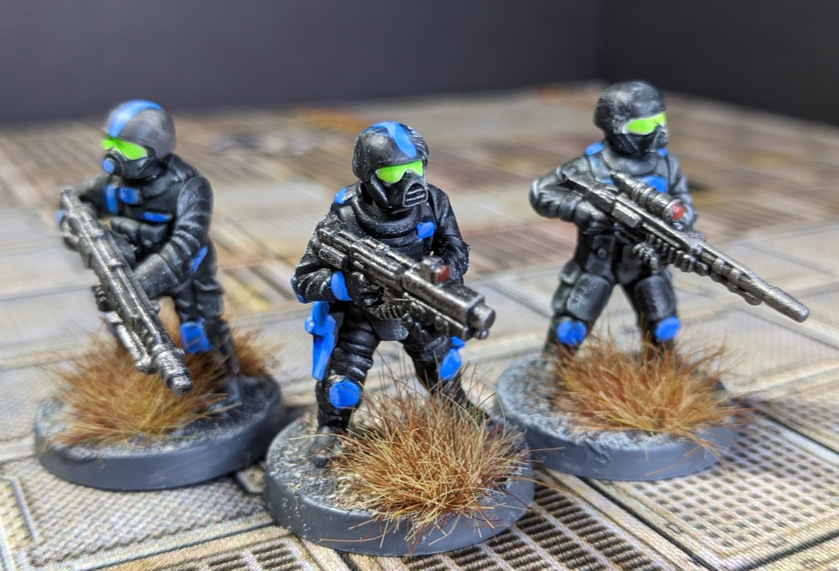 Stargrave Miniatures Painting andModelling