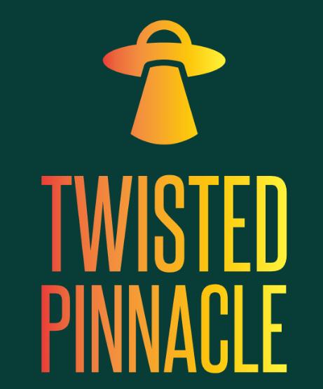 Twisted Pinnacle 3D Logo